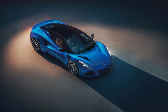 Lotus Emira, specifications and price of the V6 First Edition   AllInfo