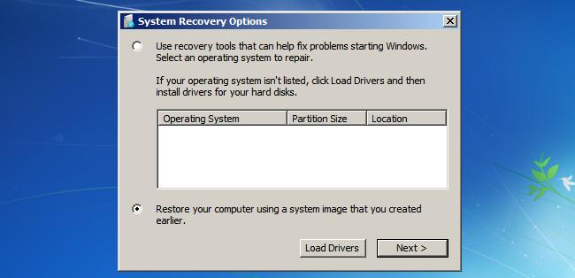 reparera windows 7 utan skiva