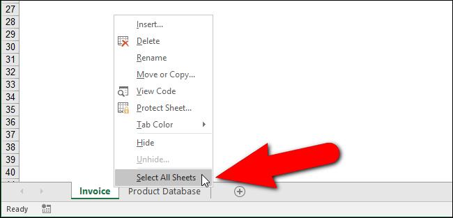 Wie Sie die Rechtschreibprüfung von Arbeitsblättern in Excel   AllInfo