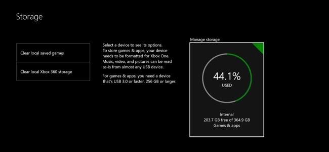 Comment Lib 233 Rer De L Espace Sur Votre Xbox One Allinfo
