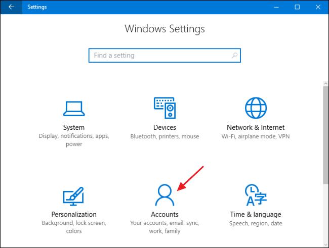changer administrateur ordinateur windows 10