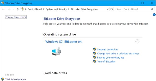 bitlocker pour windows 7 professionnel