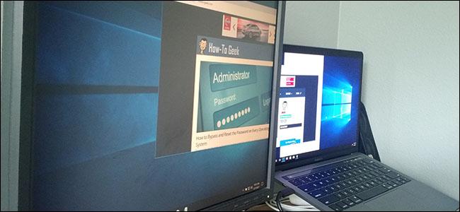deux écran mac