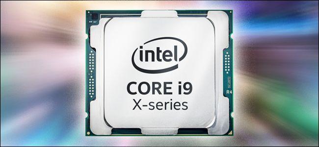Qu Est Ce Que Intel Nouveau Core I9 Cpu De La Serie Allinfo